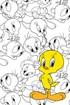 Dziecięcy ręcznik kąpielowy Tweety Tweety_TIP_01