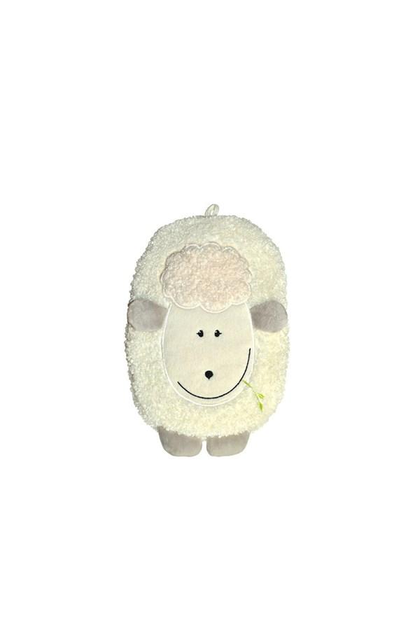 Termofor dziecięcy Owieczka jasny