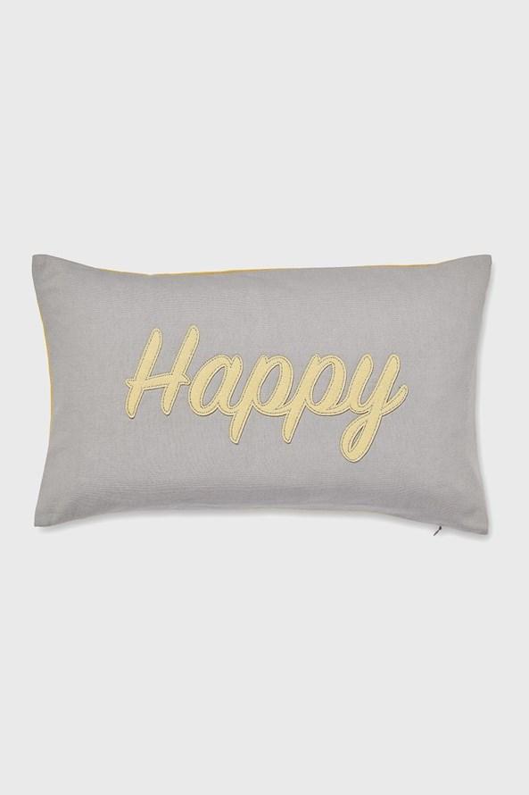 Poduszka dekoracyjna Happy