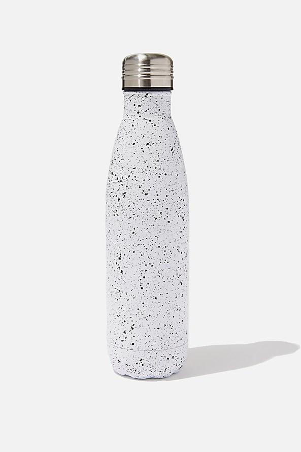 Nierdzewna butelka Splatter 500 ml