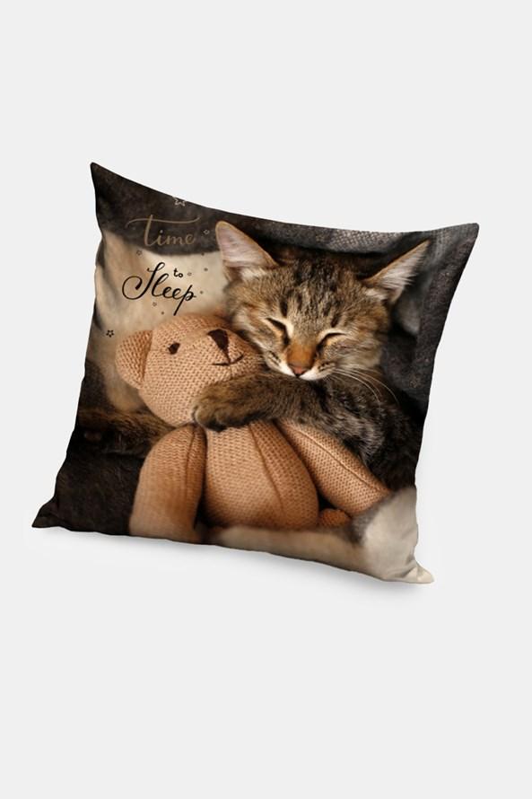 Poszewka na poduszkę Cats Love