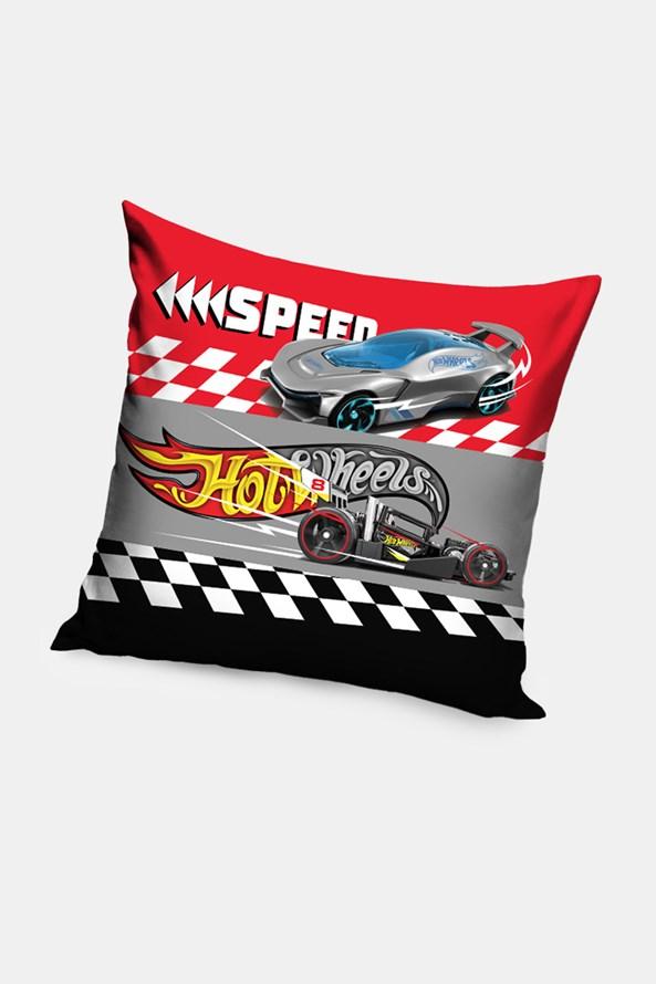 Poszewka na poduszkę Hot Wheels