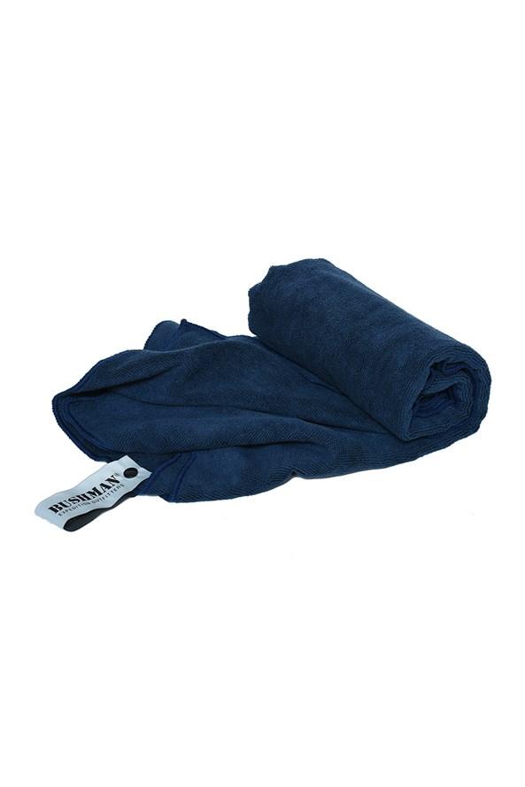 Ręcznik kąpielowy Bushman MICRO granatowy