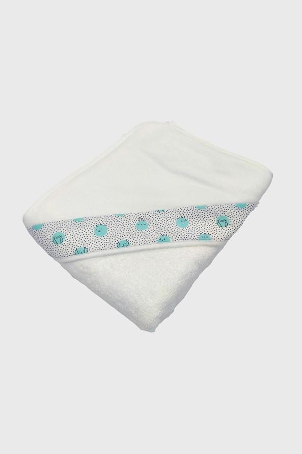 Dziecięcy ręcznik kąpielowy Blue Kids niebieski