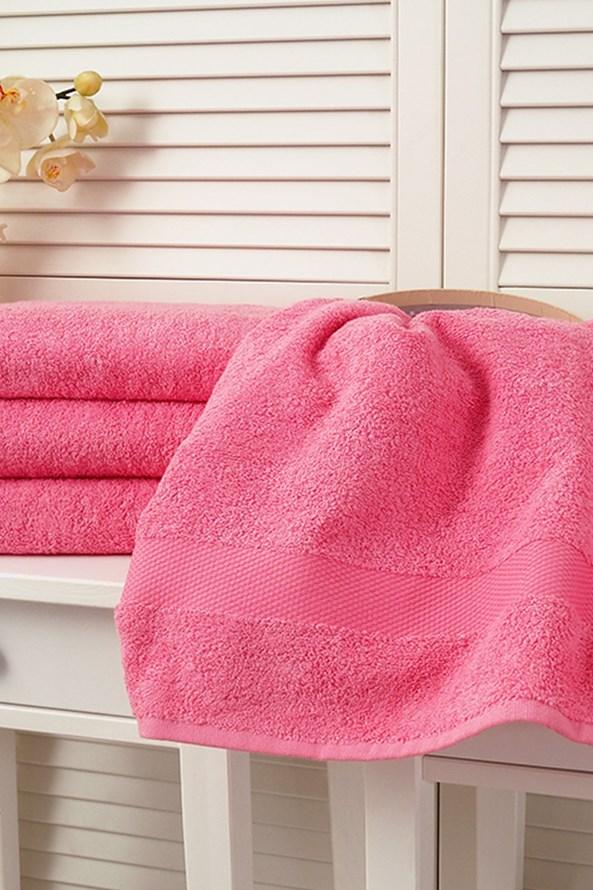 Ręcznik Adria jasnoróżowy