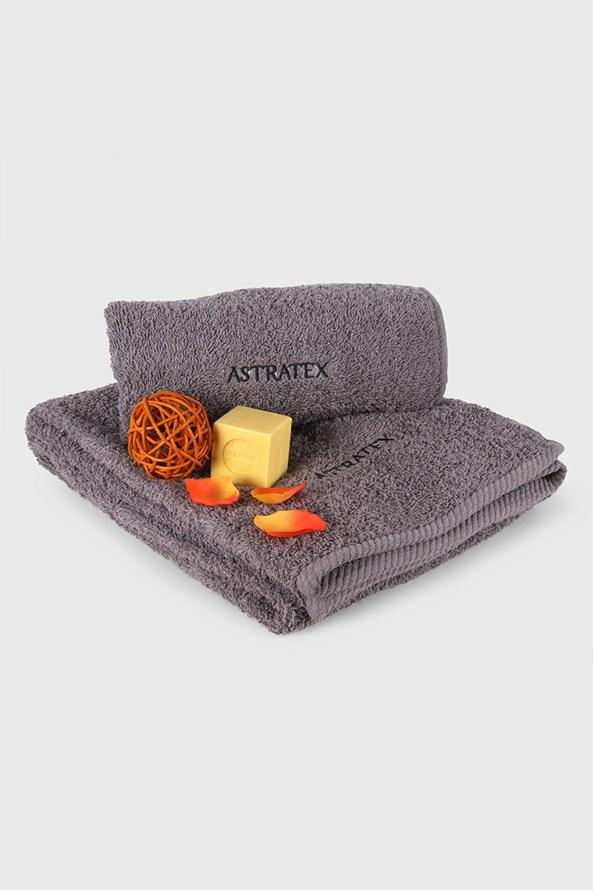 Prezentowy komplet ręczników Astratex - szary