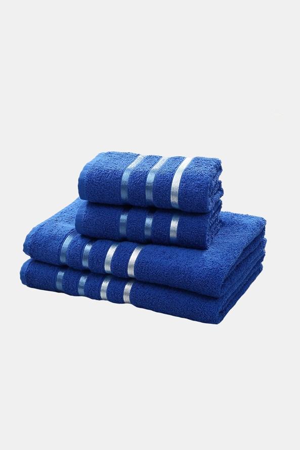 Komplet ręczników Bale niebieski