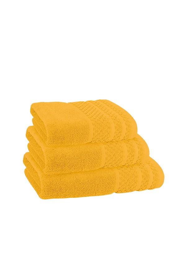 Ręcznik Bamboo żółty