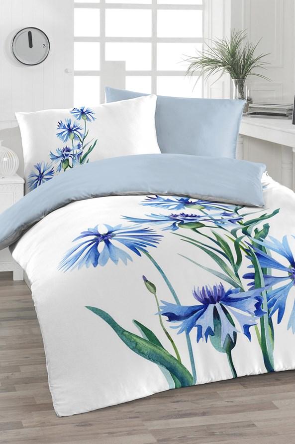 Luksusowa pościel Blue Night