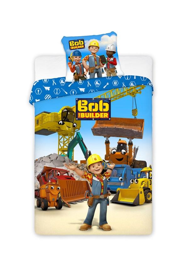 Chłopięca pościel Bob Budowniczy