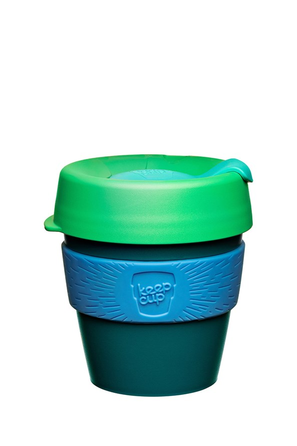 Kubek podróżny Keepcup zielony 227 ml