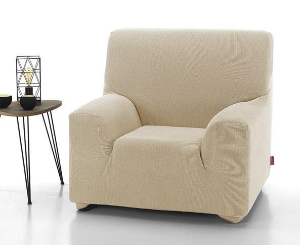 Pokrowiec na fotel Creta beżowy