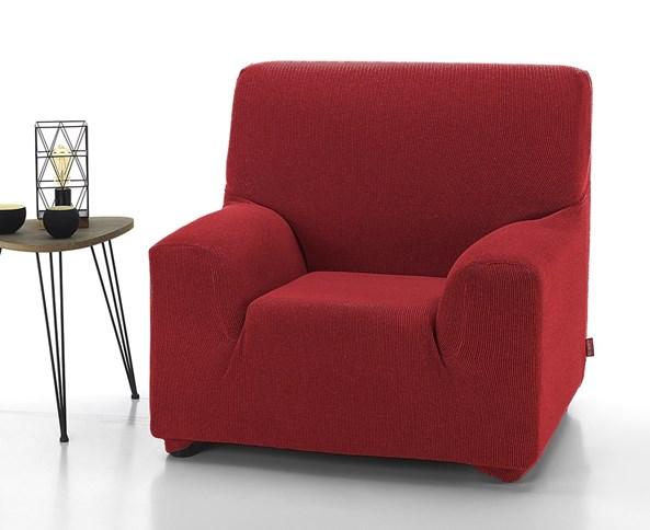 Pokrowiec na fotel Creta czerwony