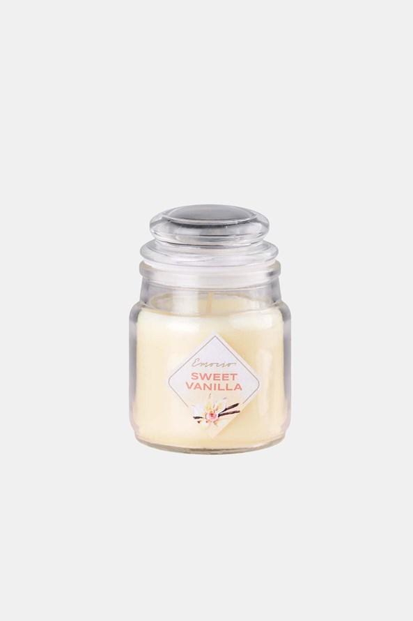 Świeczka zapachowa Sweet Vanilla mniejsza