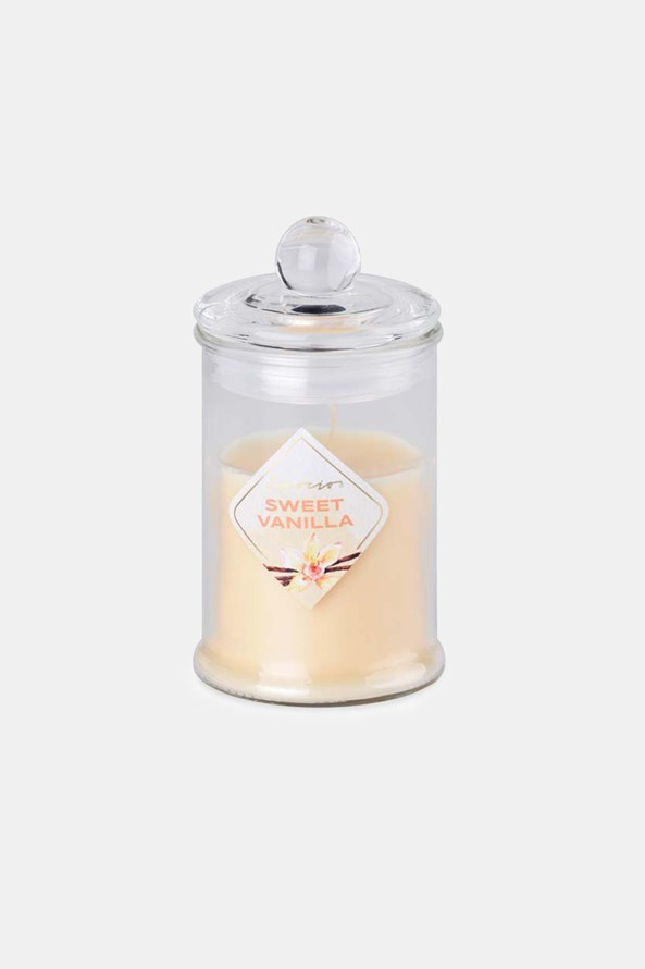 Świeczka zapachowa Sweet Vanilla większa