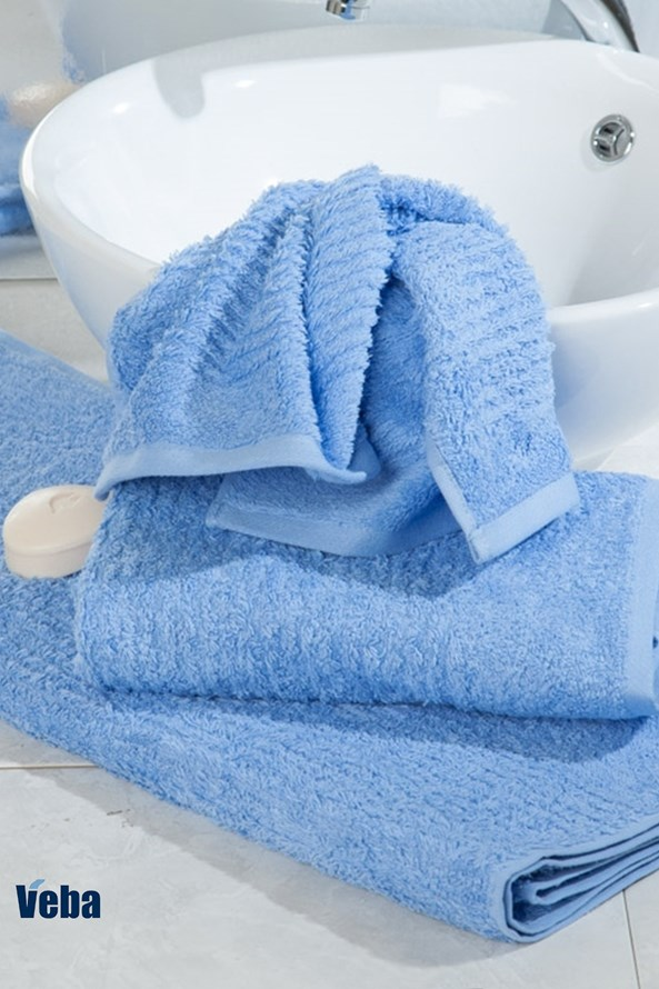 Ręcznik VEBA Juvel niebieski