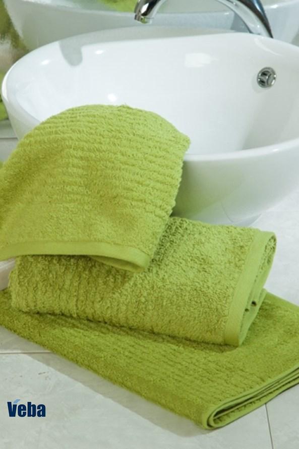 Ręcznik VEBA Juvel zielony