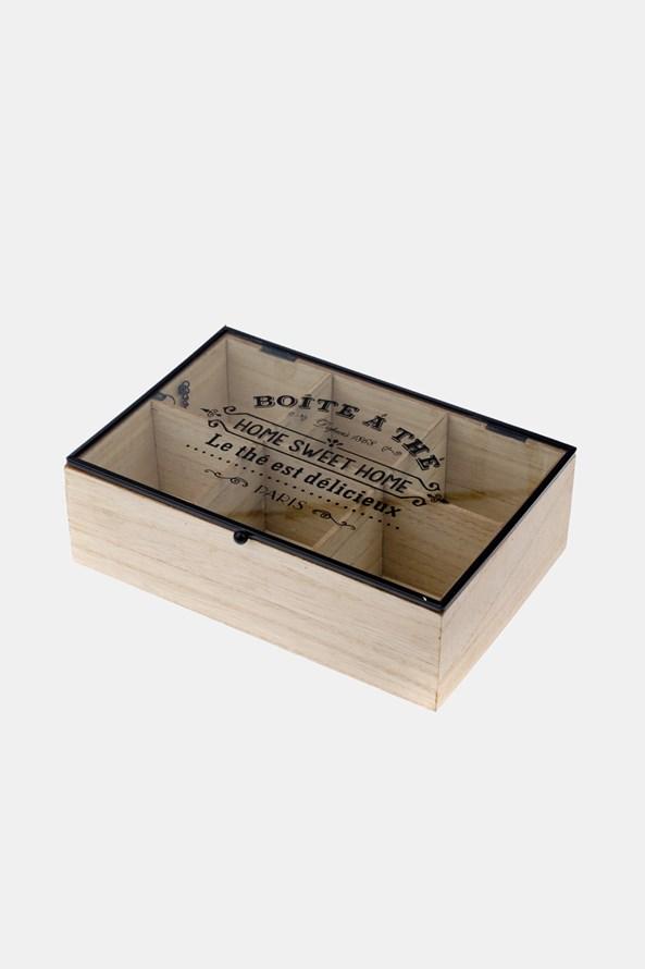 Pudełko na herbatę duże