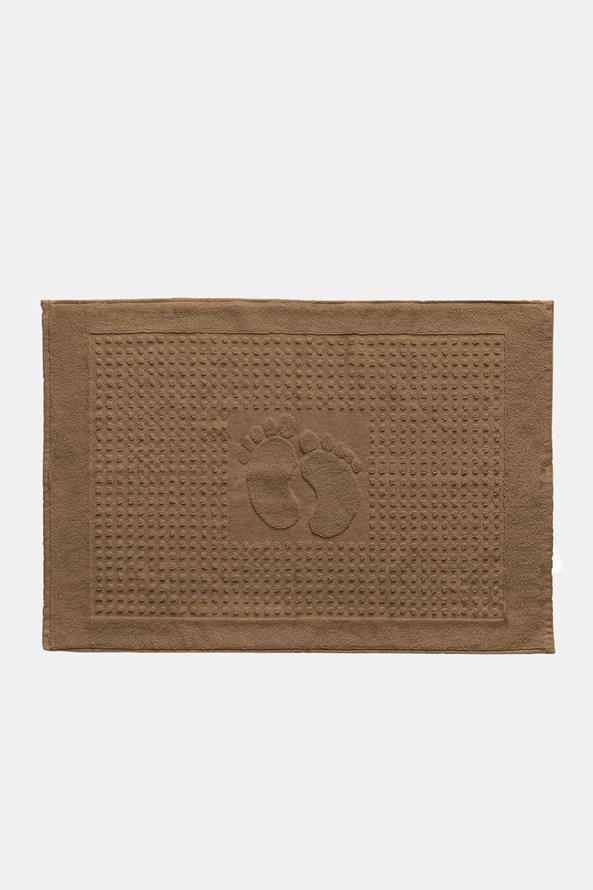 Dywanik łazienkowy Moreno brązowy