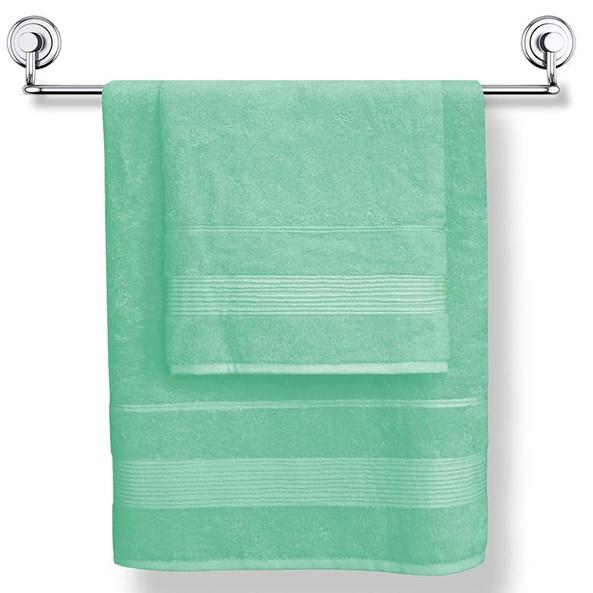 Bambusowy ręcznik Moreno miętowy