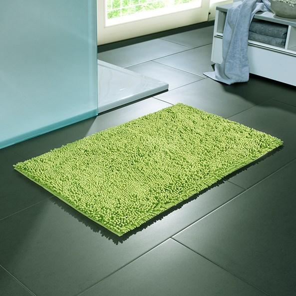 Dywanik łazienkowy Bologna zielony
