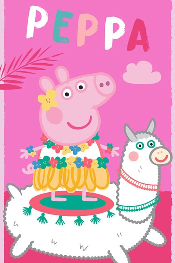 Dziecięcy ręcznik kąpielowy Peppa Pig