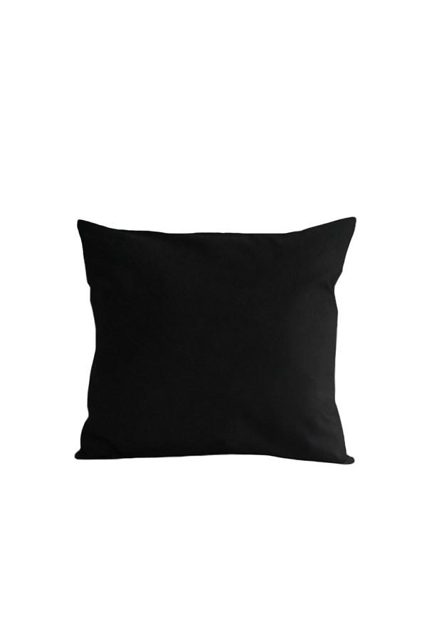 Poszewka na poduszkę czarna