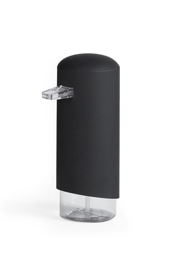 Dozownik do mydła w płynie Compactor czarny