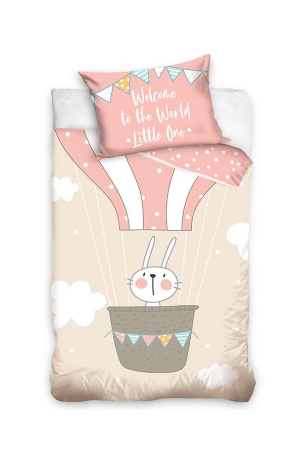 Pościel do łóżeczka niemowlęcego Balon
