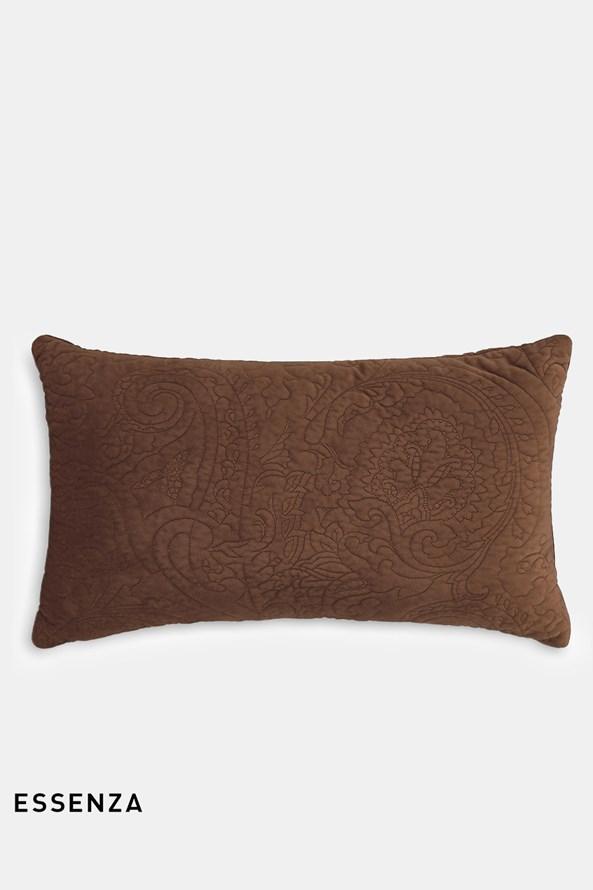 Poduszeczka dekoracyjna Essenza Home Roeby brązowa