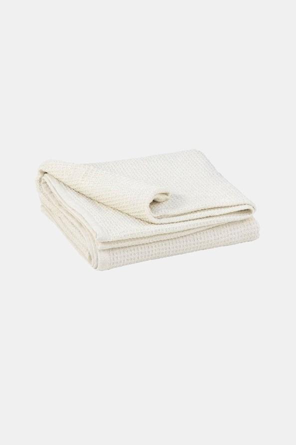 Luksusowa narzuta na łóżko Siesta ecru