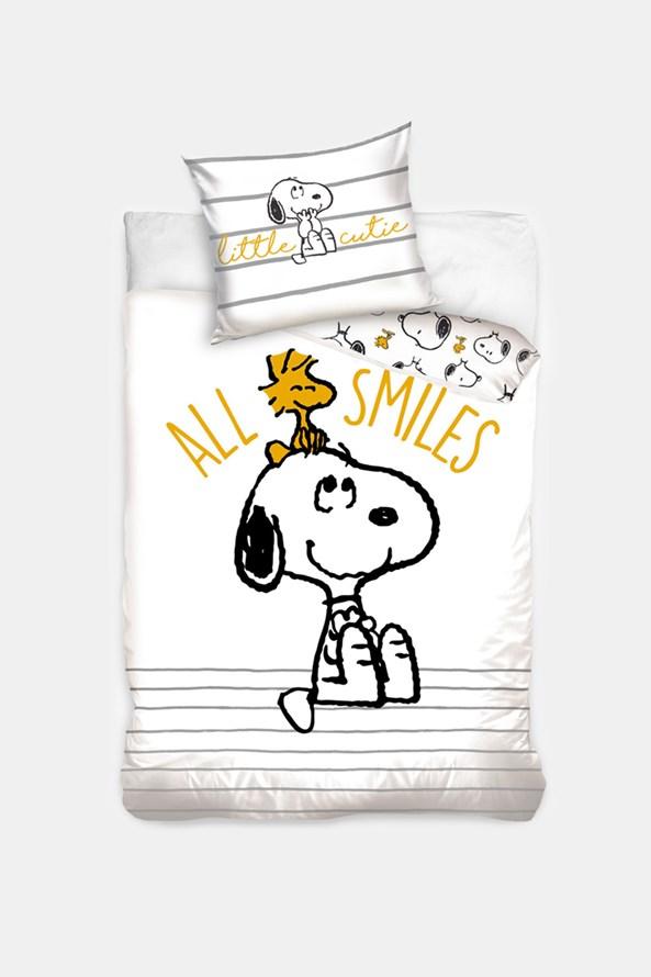 Dziecięca pościel Snoopy Smile