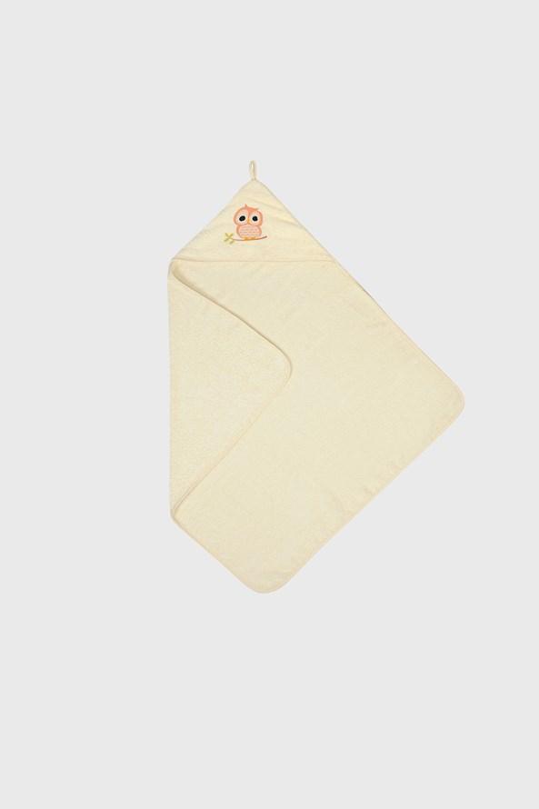 Dziecięcy ręcznik kąpielowy Sowa