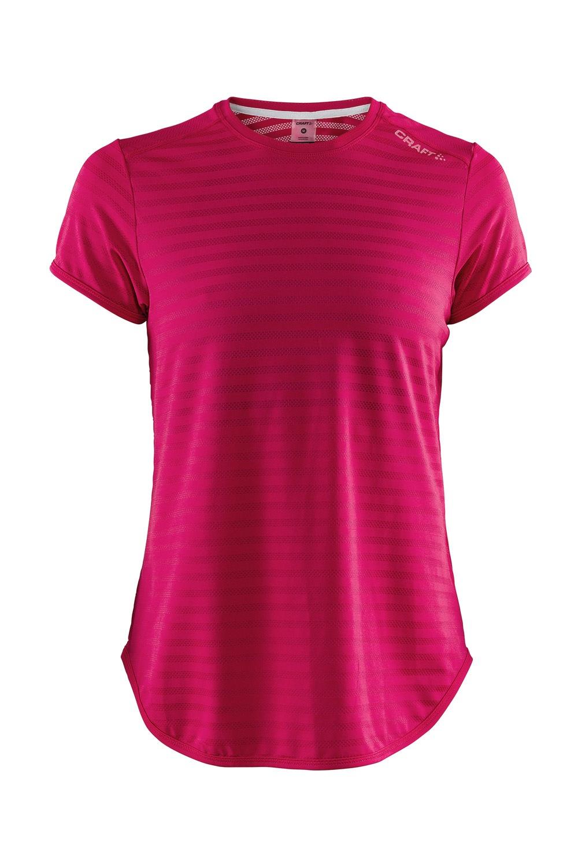 Koszulka damska CRAFT Breakway Two różowa
