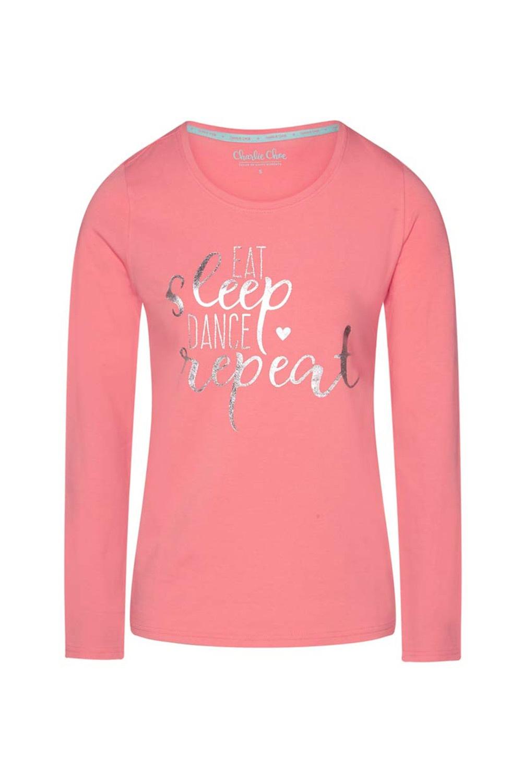 Damski T-shirt do spania Sweet Life
