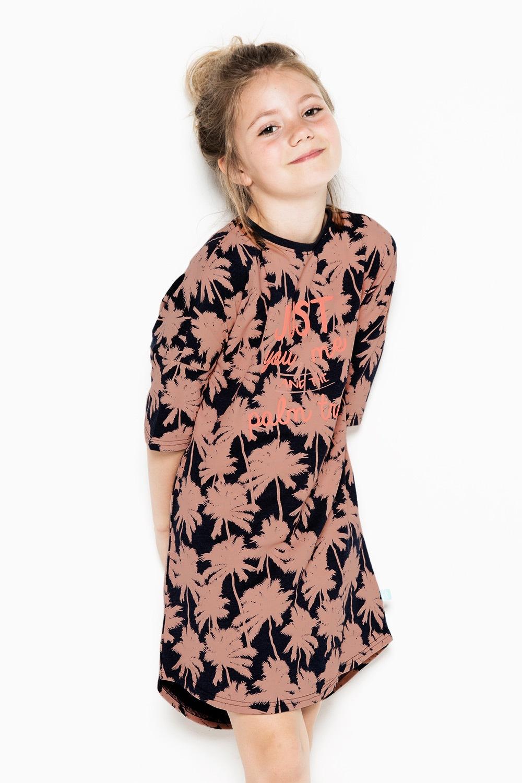 Dziewczęca koszula nocna Palm Trees