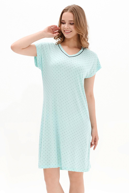 Damska koszula nocna Mint Point