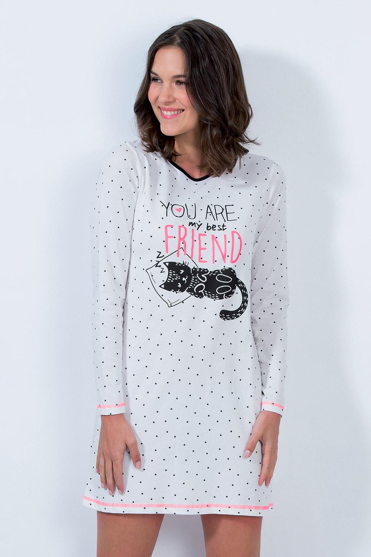 Koszula nocna Cat Friend