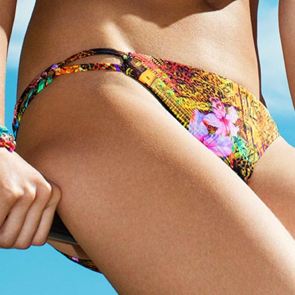 Figi od kostiumu kąpielowego Safari Beach