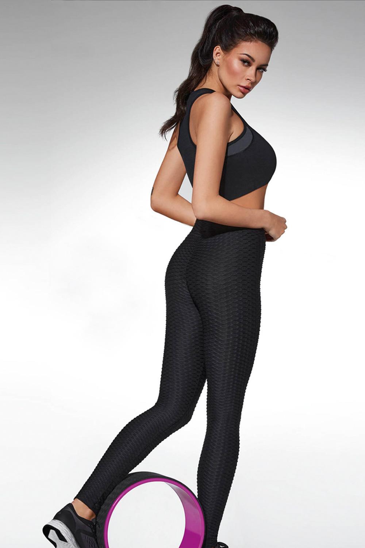 Damskie legginsy sportowe Aura