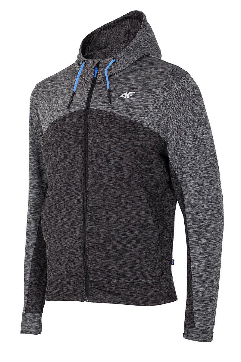 Męska bluza sportowa Double Grey