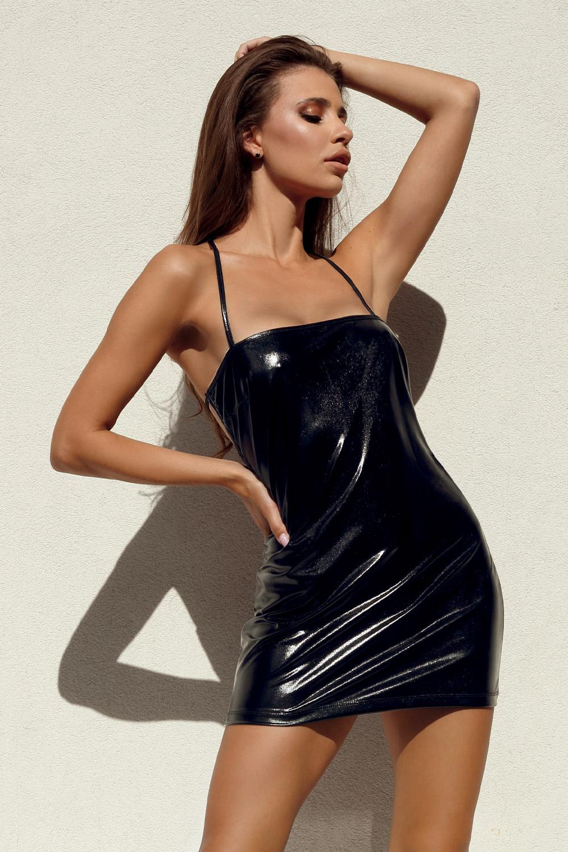 Sukienka i figi Beltis Black