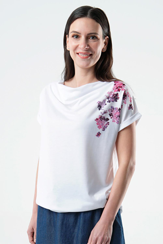 Damski T-shirt LOAP Anula