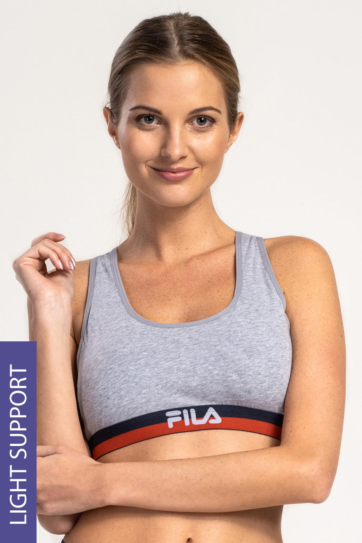 Biustonosz FILA Underwear Grey