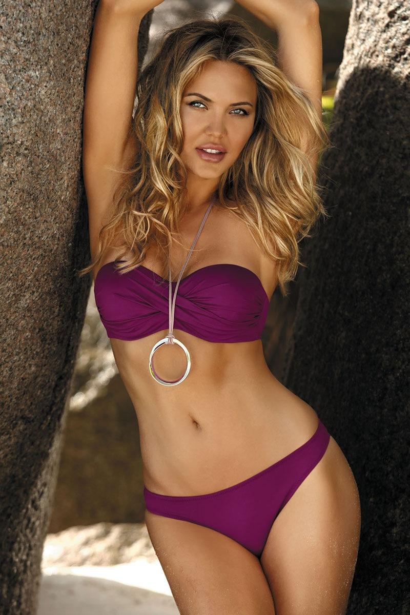 Dwuczęściowy damski kostium kąpielowy Scarlett