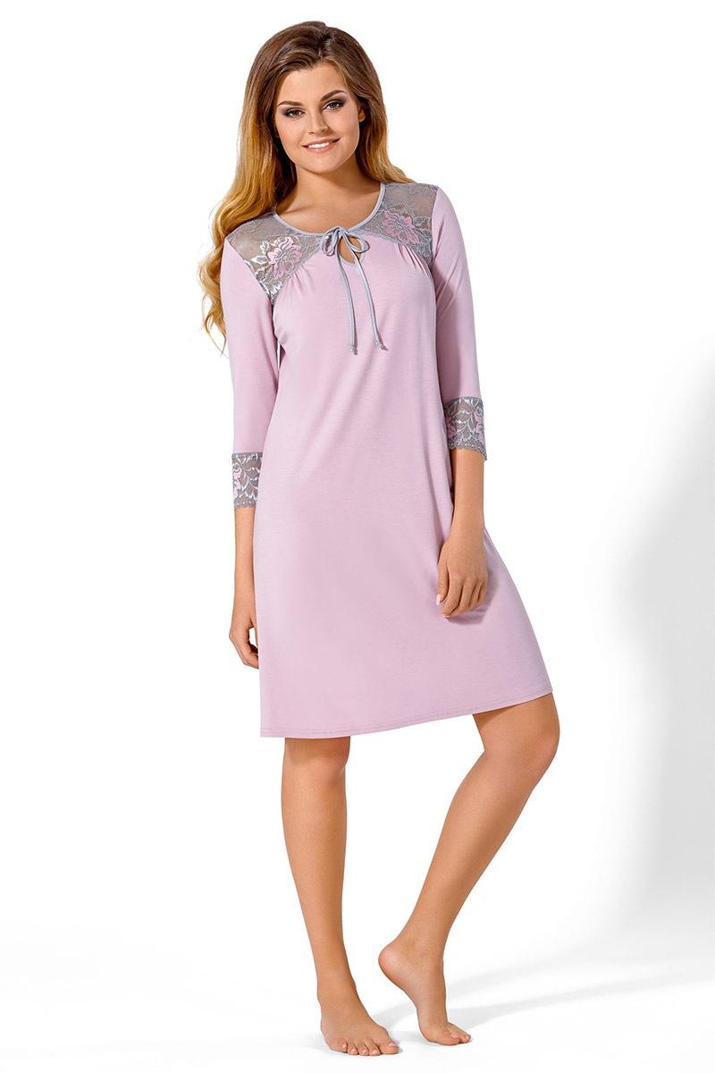 Elegancka koszula nocna Natalie Magnolia